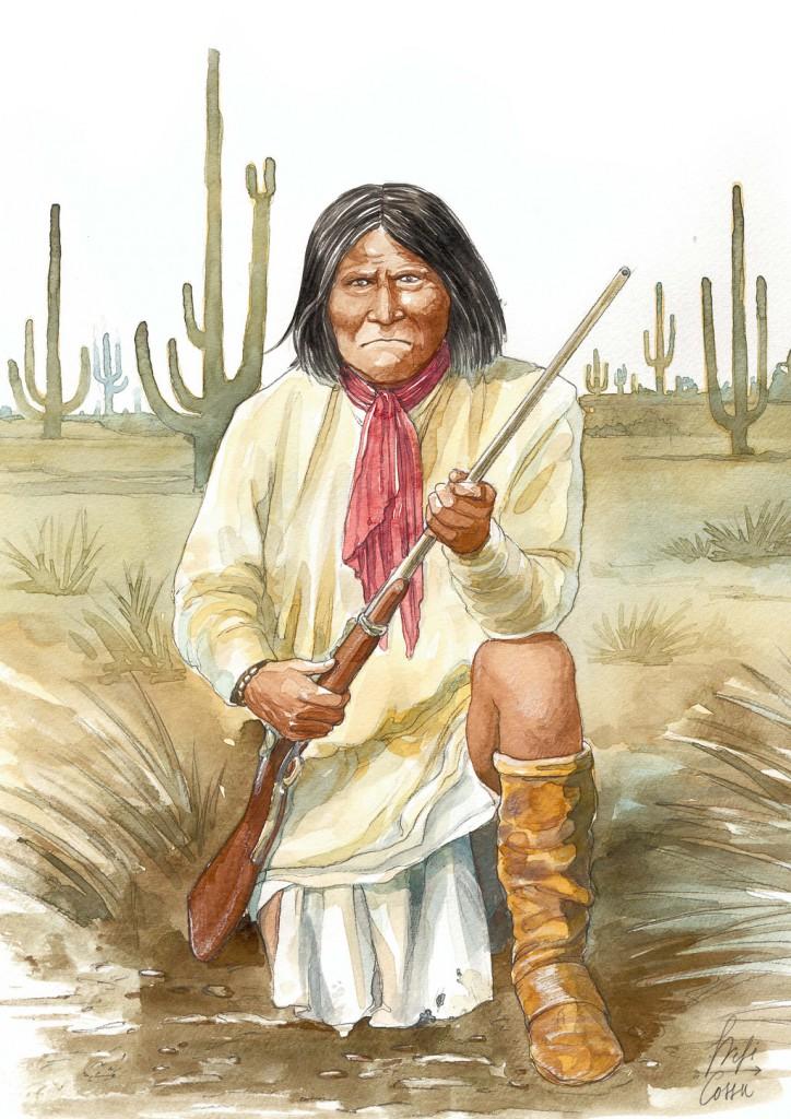 Nativi americani, opera a fascicoli, edizioni Hobby&Work
