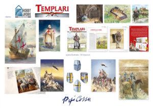 templari edizioni Hobby&Work