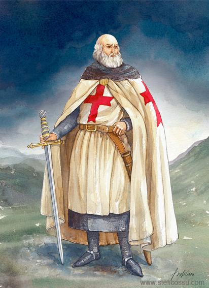 Templari, opera a fascicoli, edizioni Hobby&Work