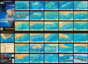 mappatura subacquea