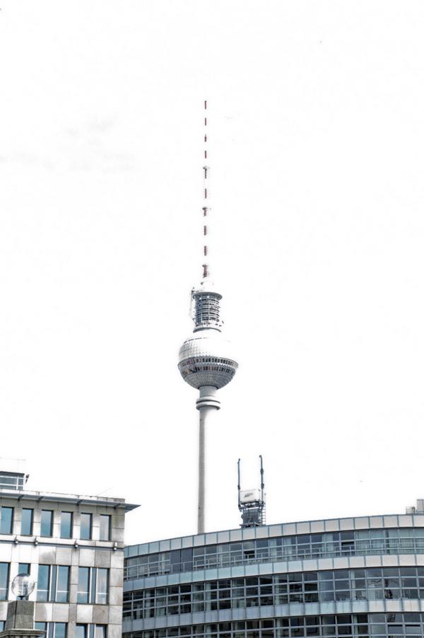 Torre della televisione, Berlino