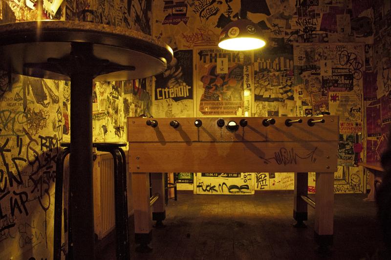 Berlino, interno