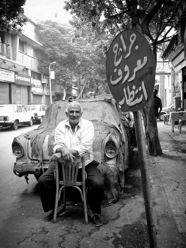 il Cairo, sulla strada