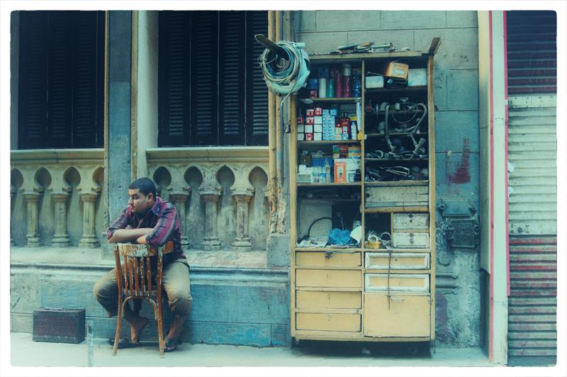 Il Cairo, ferramenta