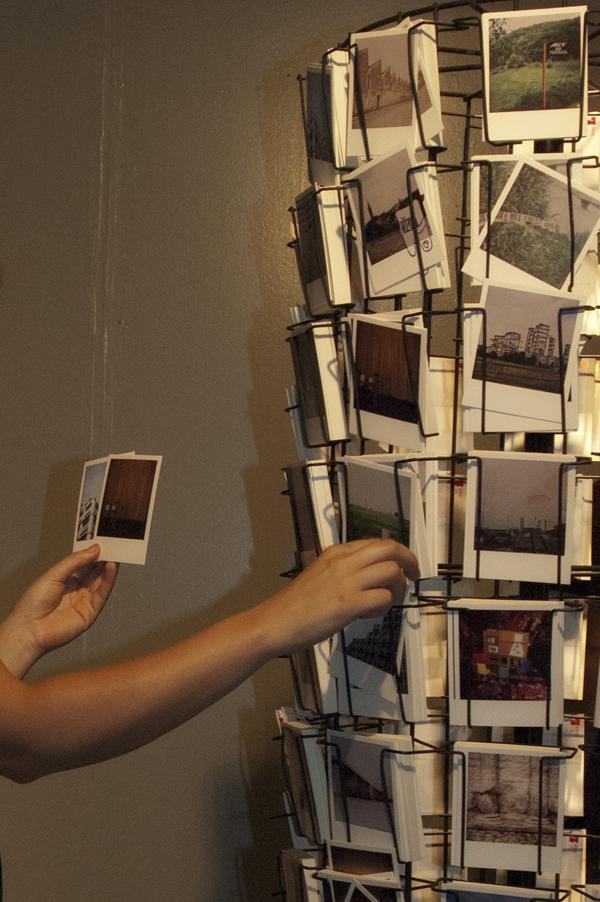 Polaroid per Iter, Scalacolore