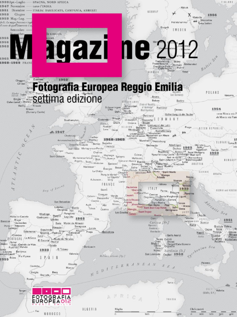Fotografia europea, esposizione